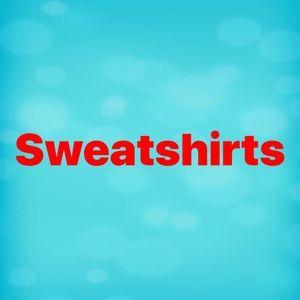 Tops - Sweatshirts